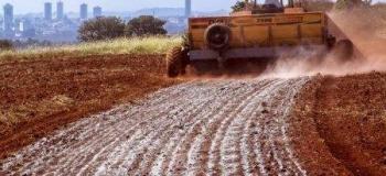 Calcario calcinado agricola