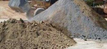 Gesso agrícola com calcário
